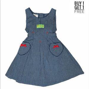 Strawberry Fair Heart Pockets / Ducks Dress 4